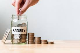 Saving with an Annuity